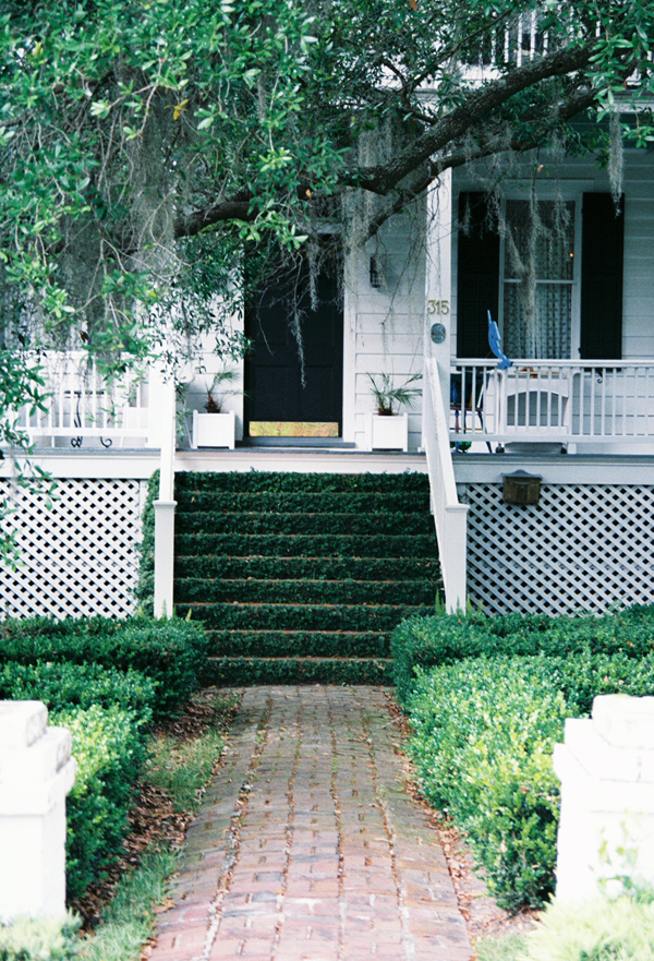 historic homes in Beaufort