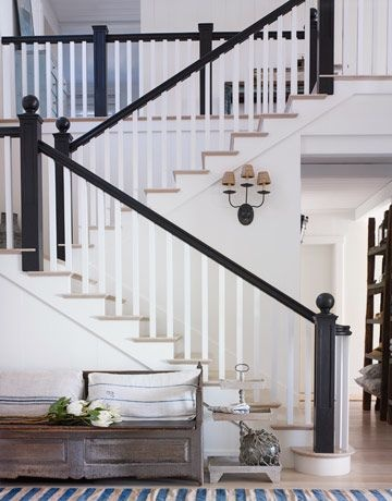 Awesome Black Stair Railings