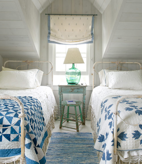 Cottage Bedrooms: Marvelous Mondays: Bedrooms With Wood Plank Walls