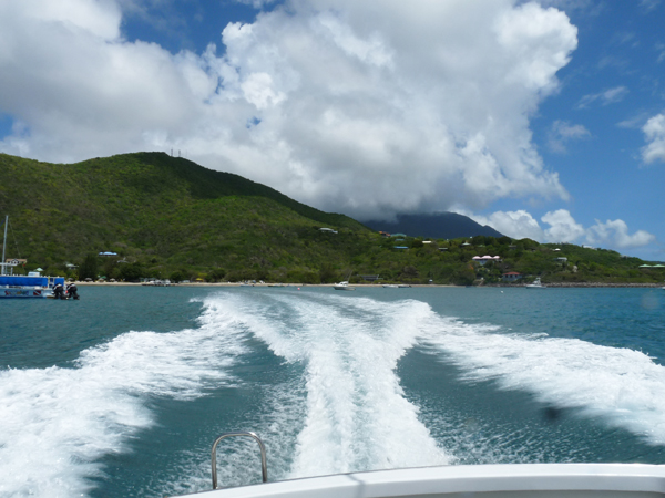 nevis water taxi