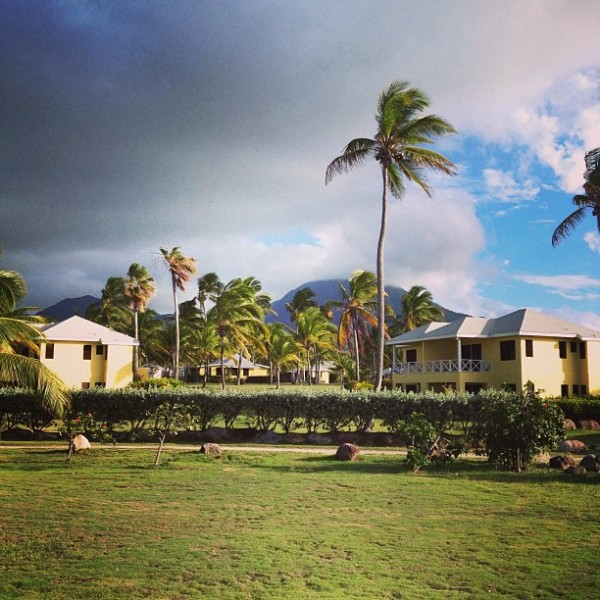 Nisbet Plantation Beach Club Em Nevis