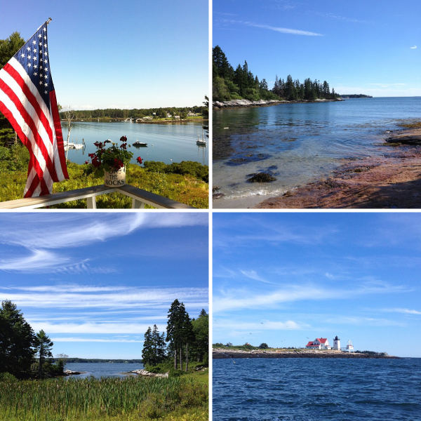 summer-on-a-maine-island