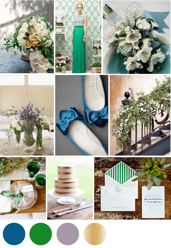 emerald-and-teal-inspiration-board
