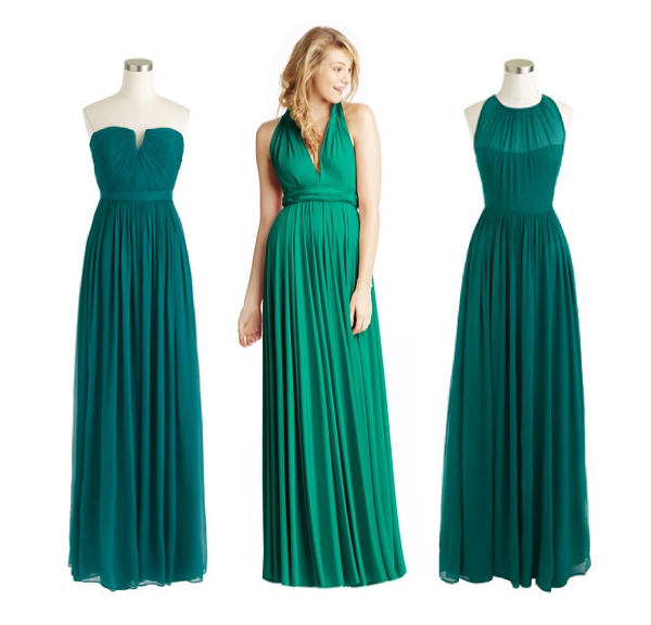 emerald-and-teal-bridesmaid-dresses