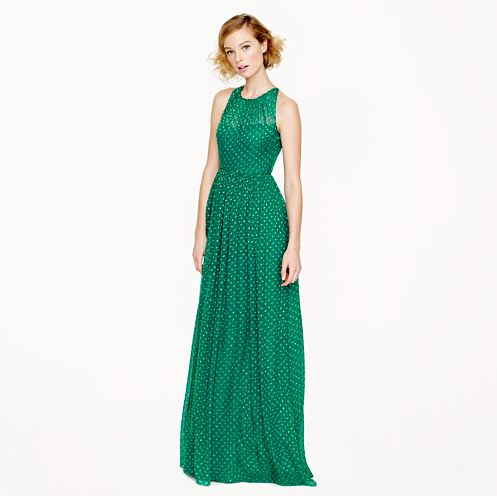 emerald-dotted-gown