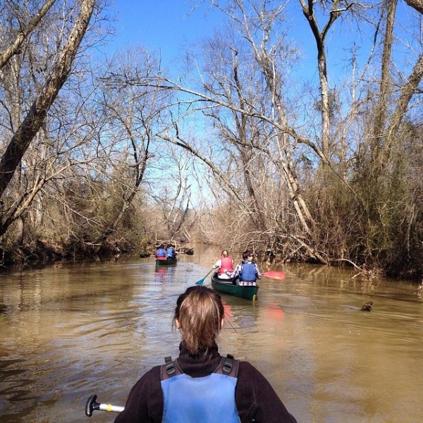 canoeing-the-haw-river