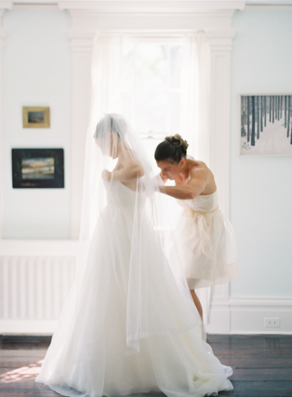 tulle-gown-and-veil