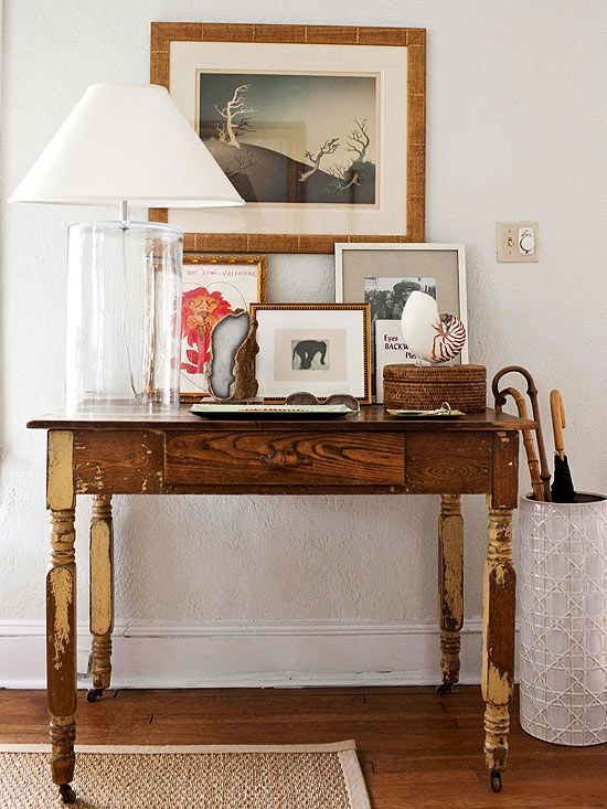 table-in-entryway