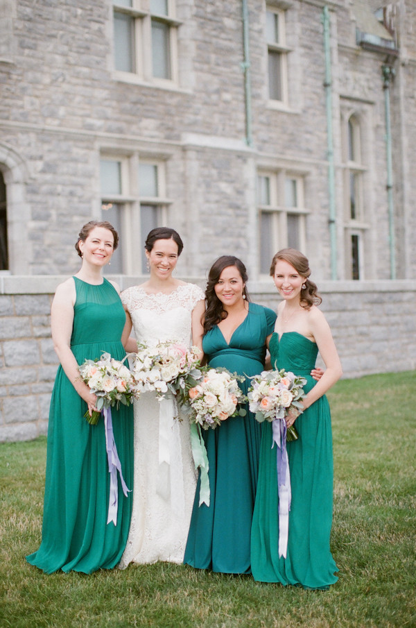 emerald-bridesmaid-dresses