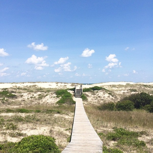 Beach Island: Wilmington And Bald Head Island