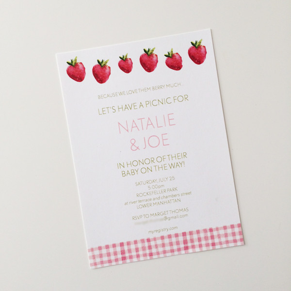 strawberry-shower-invitation