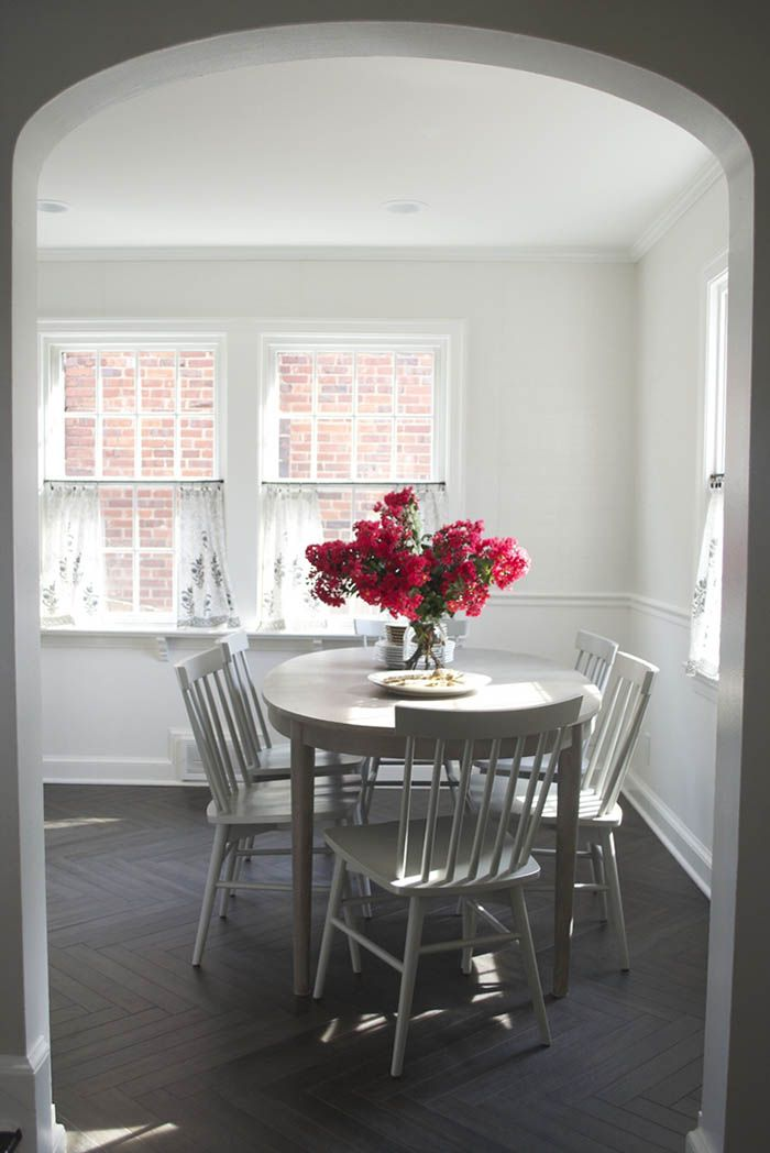 Gray Dining Chairs