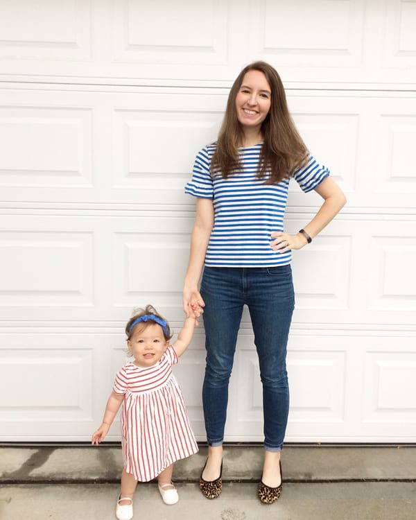 stripes pair