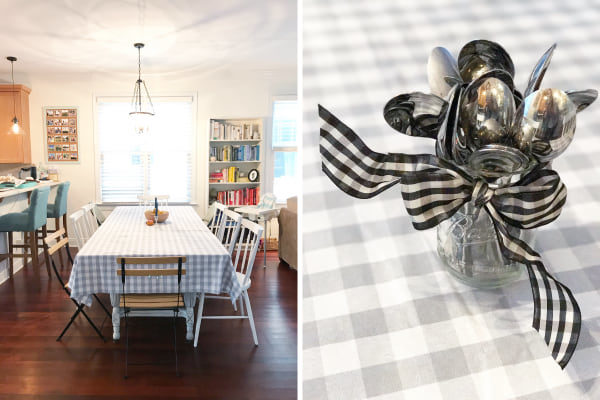 gingham party